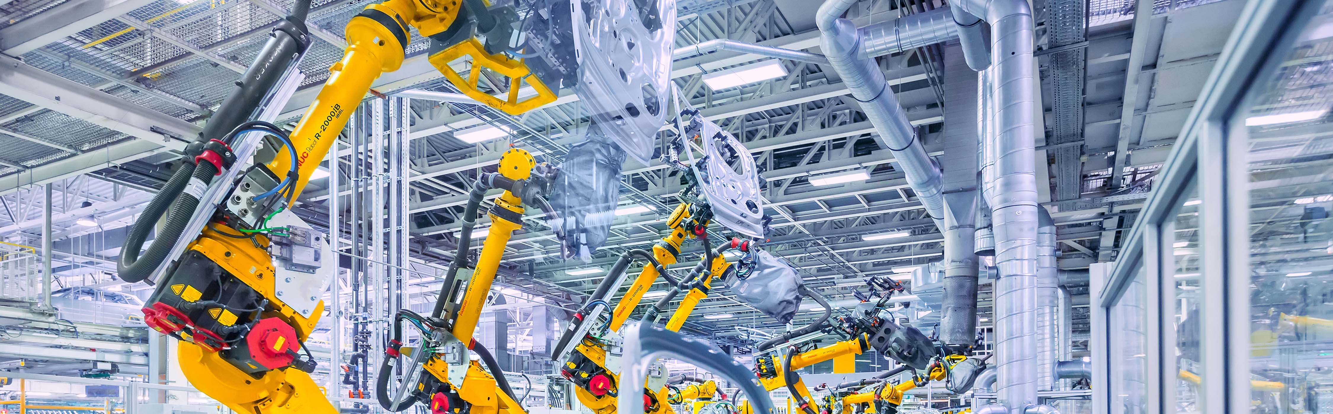 Fog Computing for Robotics and Industrial Automation