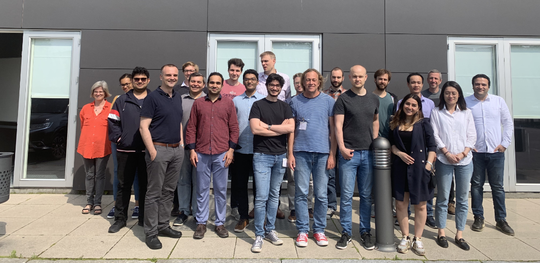 FORA Project Meeting (June 2019)