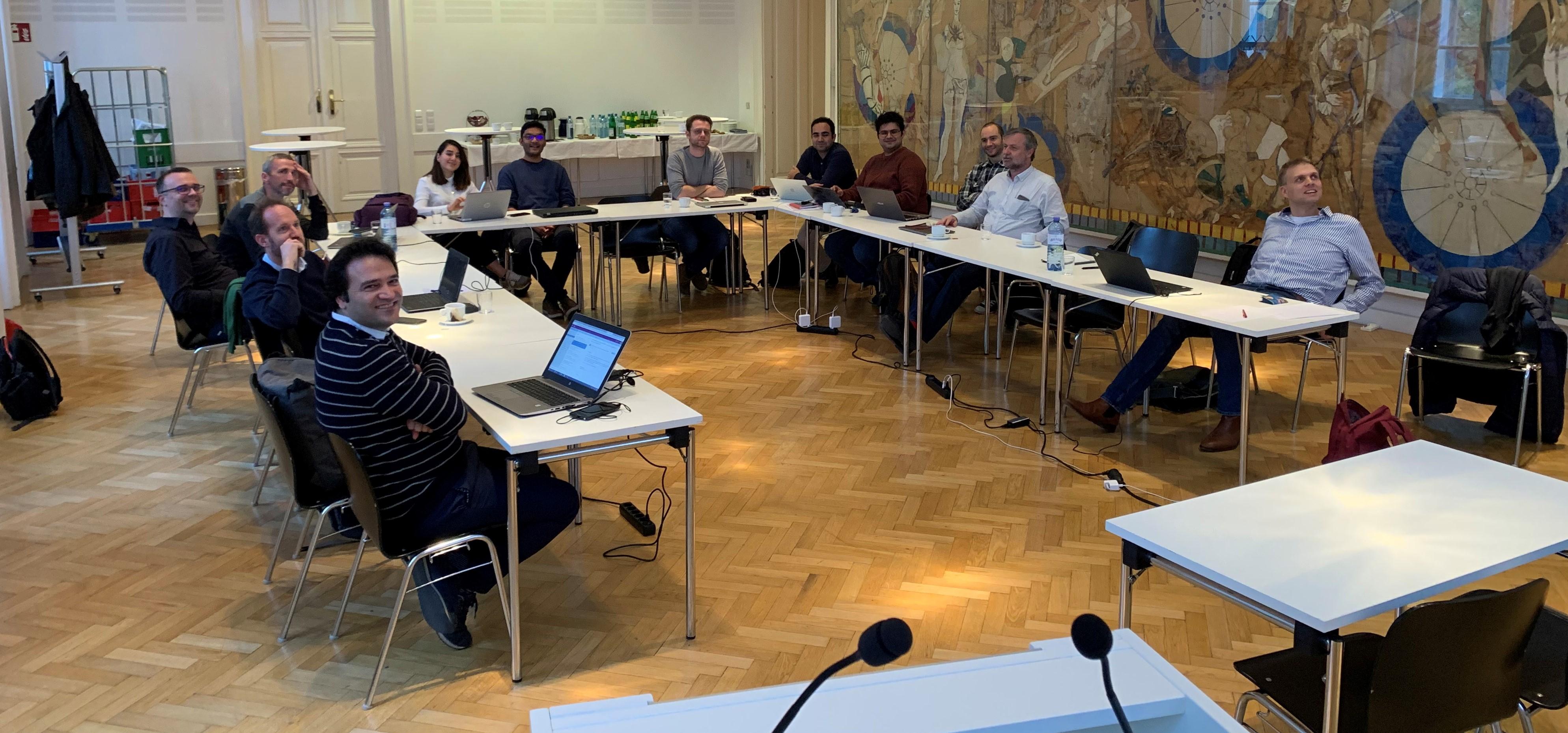 FORA Project Meeting at TU Wien